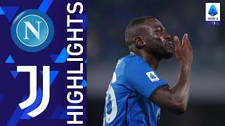 Napoli 2-1 Juventus   Koulibaly decide la sfida con la Juventus!   Serie A TIM 2021/22