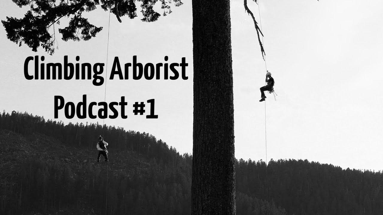 Climbing Arborist podcast #01