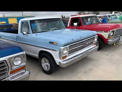 Chevy Vs. Ford   C10-Club, Las Foringas