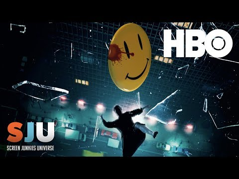 HBO's Watchmen Series is NOT What You Think! - SJU