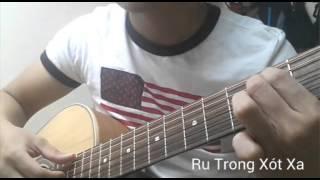 Ru Trong Xót xa -Guitar cover