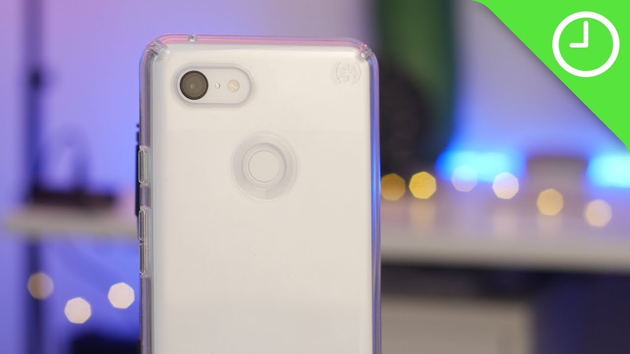 huge discount 87724 f397d Pixel 3: Some of the best clear cases