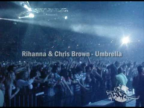 Rihanna And Chris Brown Birthday Cake Live Performance