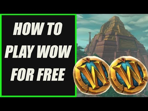 How To Play WoW For Free | Noob's Gold Guide To Make 200k / Month