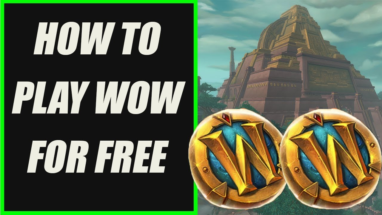 Earn Free WoW Game Time In 2020 - Idle-Empire