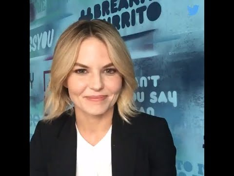 Jennifer Morrison answered questions from  on Twitter AskJennifer