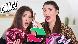 AIUTOOO!!!😂 IO E KATY CI SCAMBIAMO I BEAUTY?! | Adriana Spink | ft. @Luca and Katy