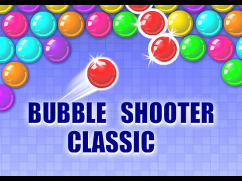 Bubble Shooter Classic Game Video