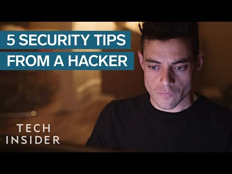 Former NSA Hacker Reveals 5 Ways To Protect Yourself Online