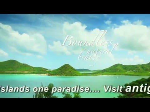 Antigua and Barbuda Tourism Destination Promo