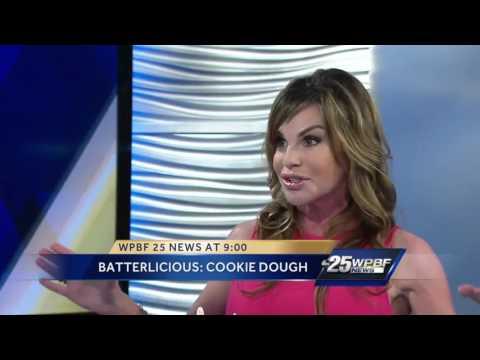 Entrepreneur creates edible raw cookie dough
