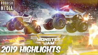 THE BEST MONSTER TRUCK JAM 2019 HIGHLIGHTS VIDEO