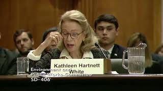 Whitehouse Remarks in EPW Hearing on Harnett White and Wheeler EPA Nominations