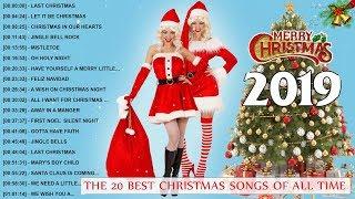 2019英文圣诞节的歌 ( merry christmas song 2019 ) 圣诞节歌曲大  ❄ 最好听的圣诞歌曲  ❄ 圣诞节歌曲大全2019