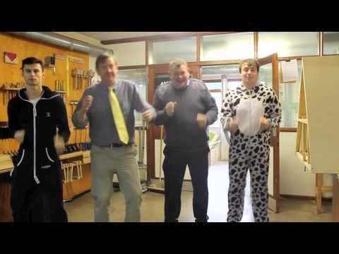 Let it Roll- Flo RIda - Greshams School