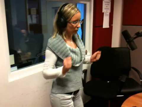 Morning Show - Kőváry Anett lambadázik - YouTube