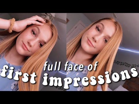 full face of first impressions {YesStyle}