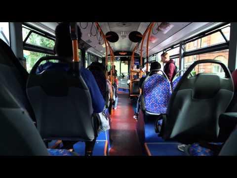 Stagecoach London Mercedes Benz Citaro LX12DLD 23108