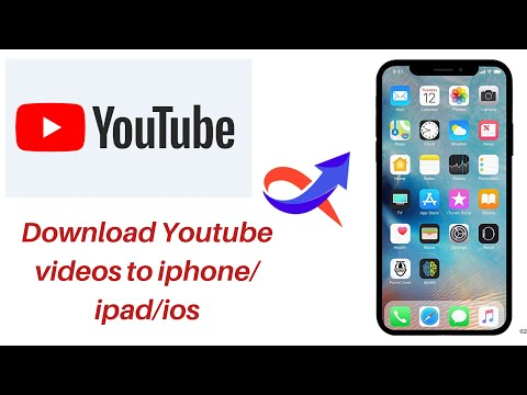 How to Download ANY Youtube Videos on iPhone/iPad from Internet? (UPDATED 2020)