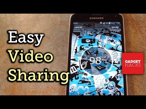 The Easiest Way to Send Videos to Friends & Family on Android [How-To]