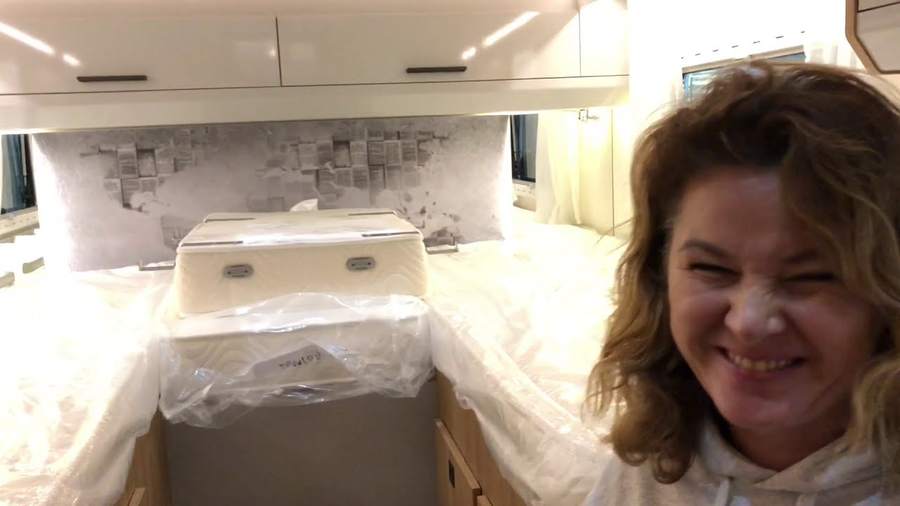 roller team wohnmobil zefiro 284 integral womo vlog 81. Black Bedroom Furniture Sets. Home Design Ideas