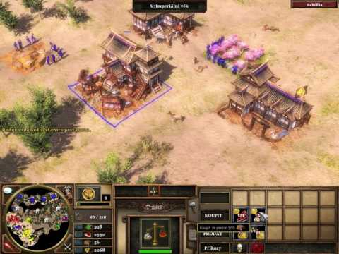 Age of empires 3 Japan