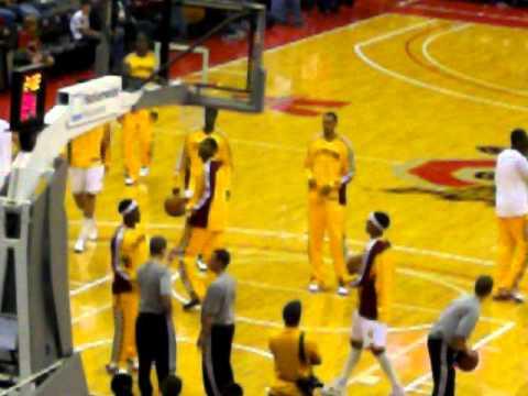 Cleveland Cavaliers Schottenstein Center