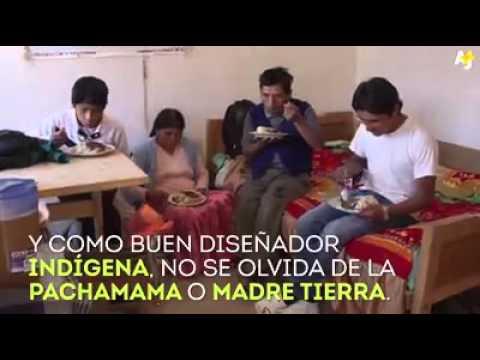 El Wall-E boliviano que es furor en las redes sociales