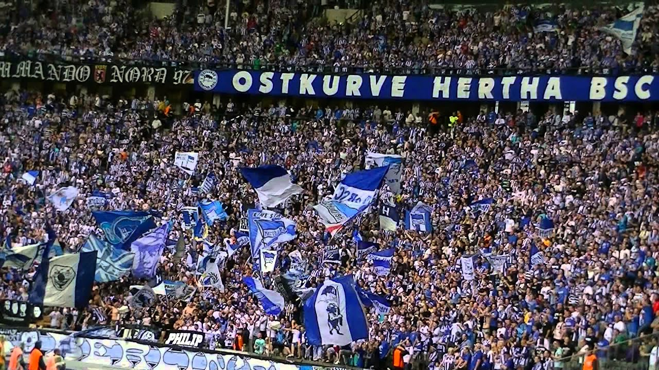 hertha bsc vs frankfurt