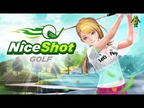 Nice Shot Golf (iOS/Android) Gameplay HD
