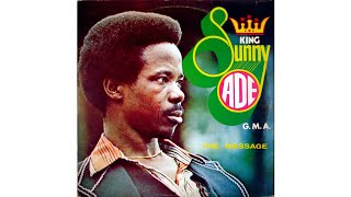 Best Of King Sunny Ade Mp3 Mix