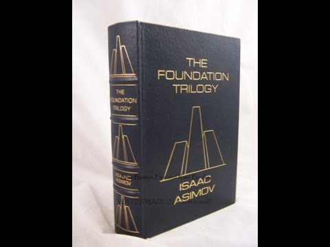 The Foundation Trilogy Signed - An Easton Press Review