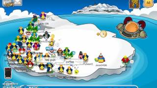 club penguin tipping the iceberg 2017