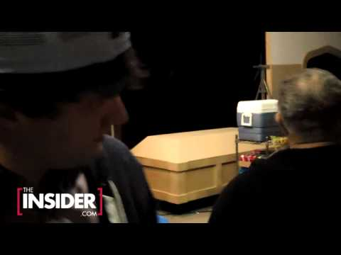 The Insider: 'NCIS' Cast Gets 'Drunk' (May 8, 2012)