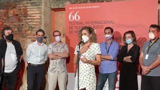 Toni Acosta explica la situación del teatro tras el coronavirus