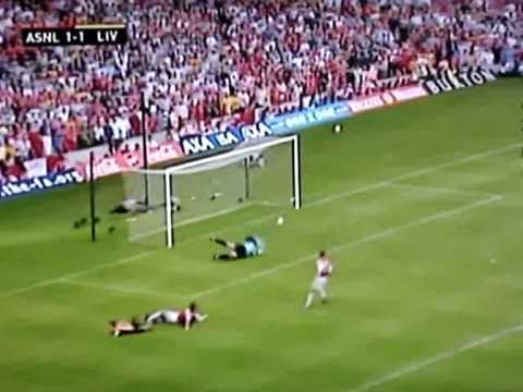 Fa Cup  Liverpool Vs Arsenal Goals