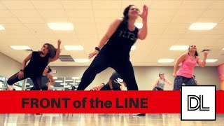 Front of the Line - Major Lazer || Original Dance Fitness Choreo