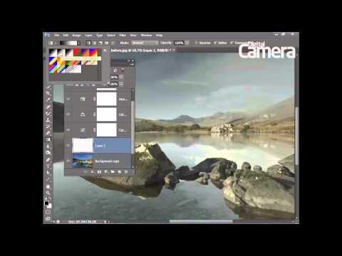 Jak w Photoshopie stworzyć mglisty krajobraz