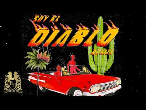 Natanael Cano x Bad Bunny - Soy El Diablo (Remix) [Official Audio]