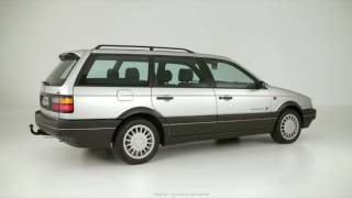 The 1988 Volkswagen Passat