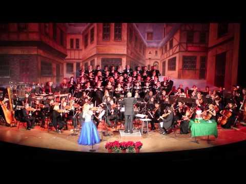 A Charlie Brown Christmas - Sara Andon and William Ross - Varèse Sarabande Christmas concert