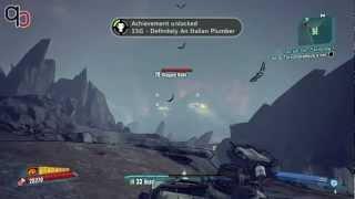Borderlands 2 - Killed Donkey Mong