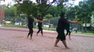 Gambar cover Lenggok Ikatan Ria: Arena Rambong Practice 1