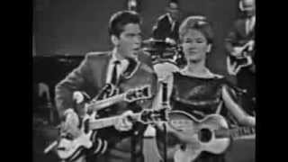The Collins Kids - Night Train To Memphis - 1964