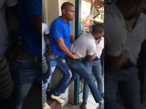 Sunnyside Police assaults a Nigerian in Pretoria, South Africa 1