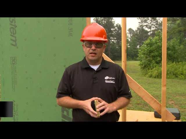 Panel Edge Spacing | Mastering the Basics | ZIP System sheathing and tape
