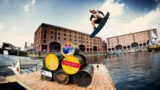Wakeboarding in Liverpool - Red Bull Harbour Reach 2013