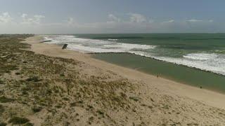 Soulac-sur-Mer face au sable, une lutte sans fin - Météo à la carte