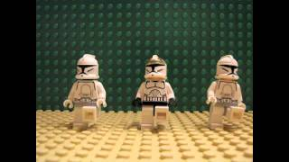 Beastie Boys - Star War Lego Paul Revere
