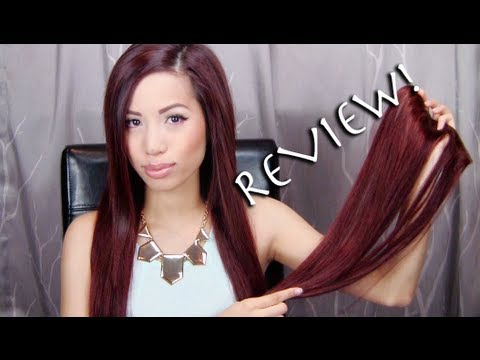 Luxy hair extensions review youtube luxy hair extensions review pmusecretfo Choice Image